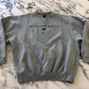 Nike University of Michigan Sweatshirt